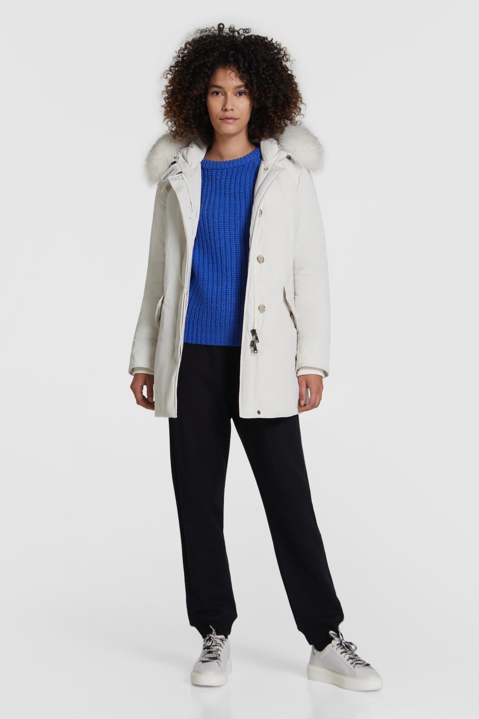 Maglione invernale in lana girocollo
