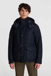 Mountain Jacke aus Premium-Wolle