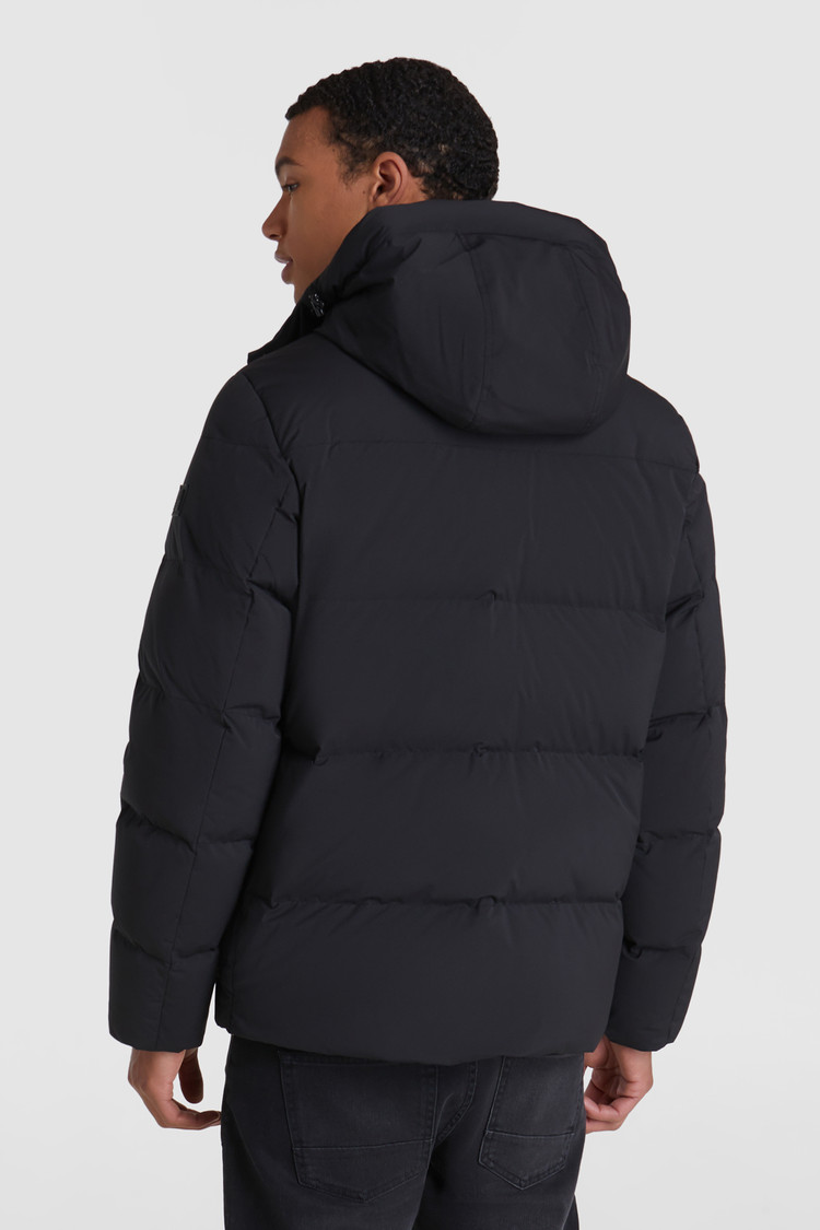 Sierra Short Jacket With Detachable Hood