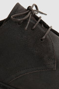 Derby Low shoes in water resistant suede