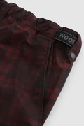 Cool Mesh shorts with Blackwatch pattern