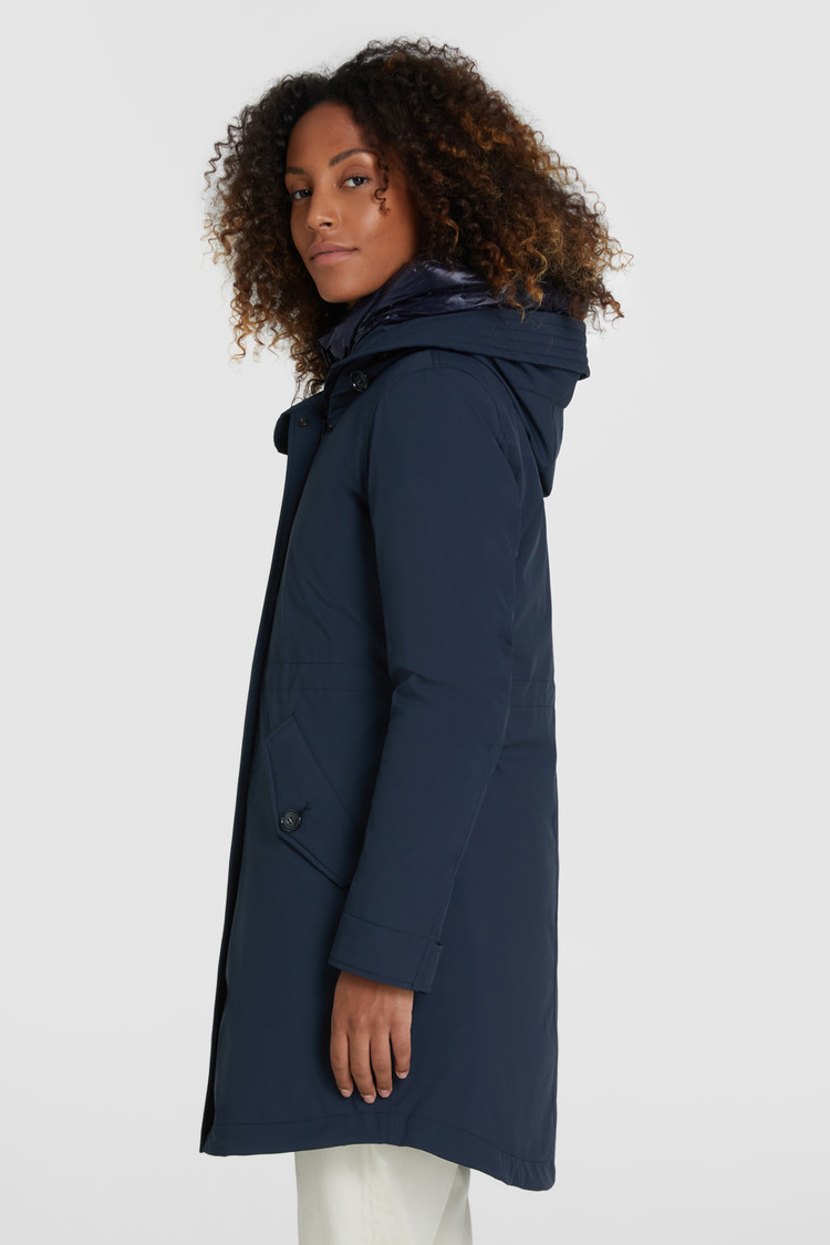 Military Parka stretch 3in1