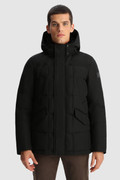 Blizzard Field padded Jacket with hidden closure