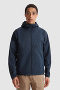 High Aeration packable hoodie