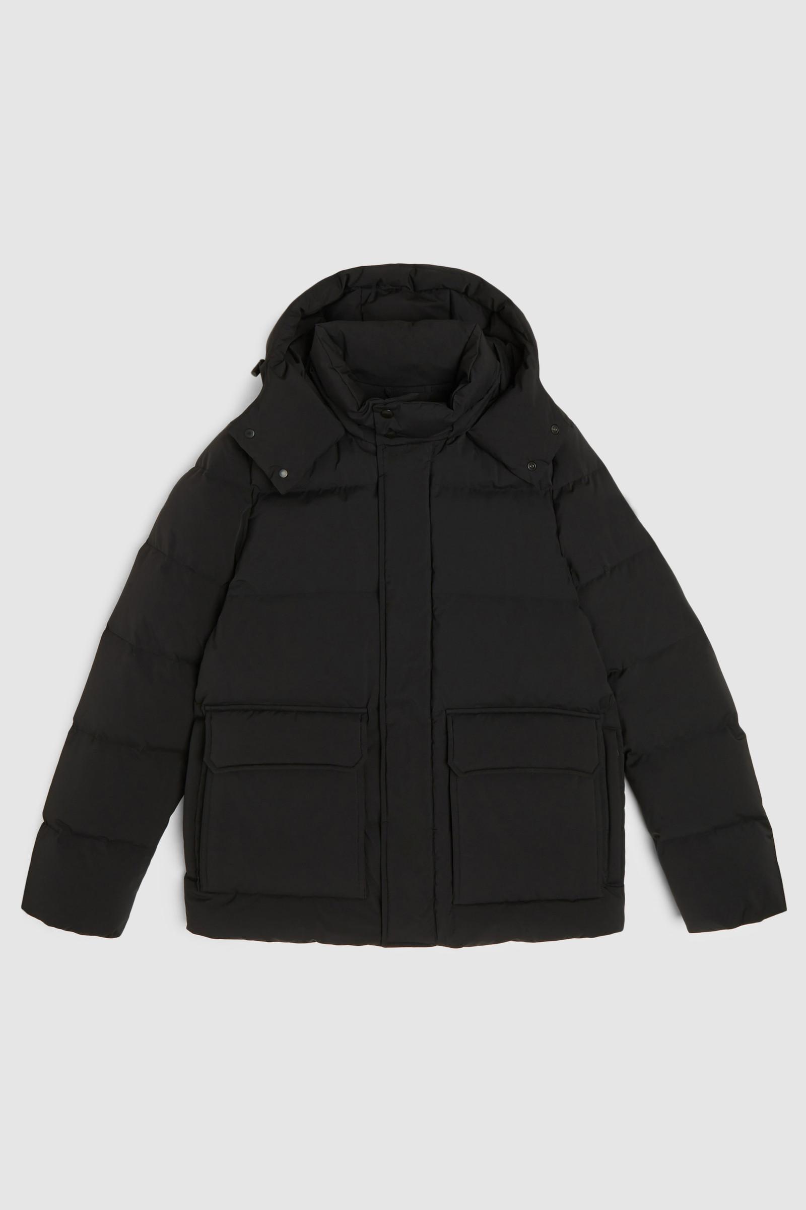 Sierra Short Jacket With Detachable Hood